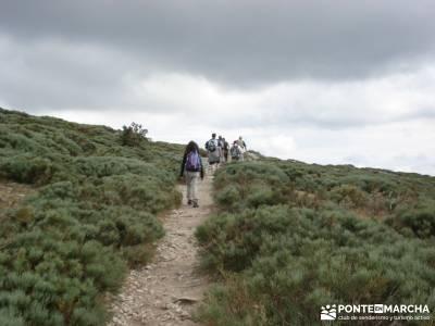 Cuerda de las Cabrillas - Senderismo en el Ocaso;rutas por el alto tajo rutas patones